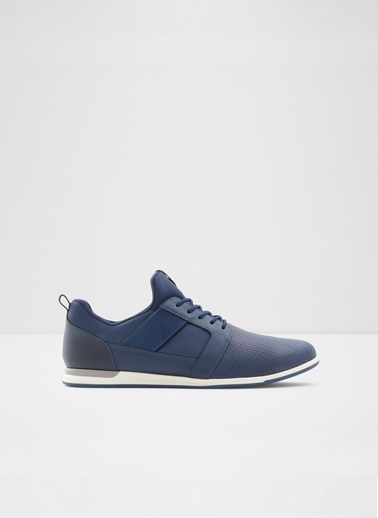 Aldo Moonah - Lacivert Erkek Sneaker Mavi